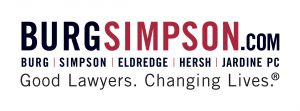 Burg Simpson - Trial Lawyer