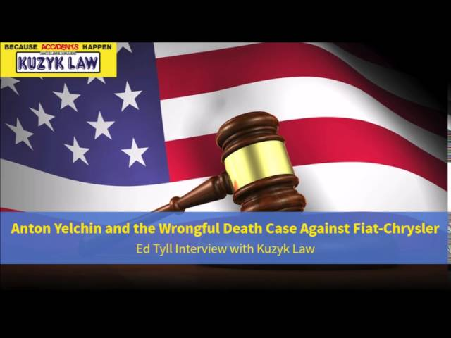 Ed Tyll Interview with Kuzyk Law   Wrongful Death Attorney