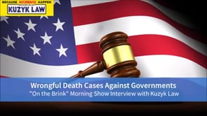 Wrongful Death Cases Against Governments