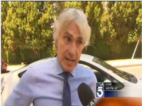 Kuzyk Law, LLP Attorney Robert Ryan Discusses Chris Brown Arrest on KTLA News